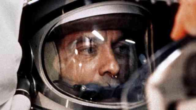 Alan Shepard-NASA