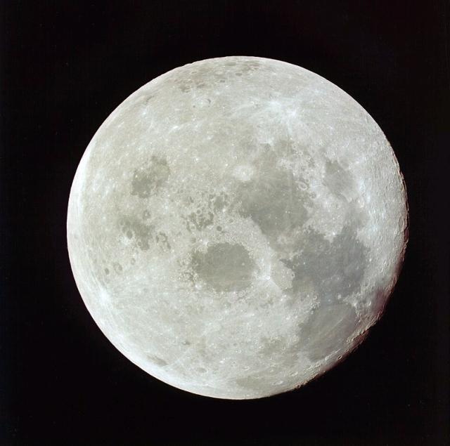 Apollo 11 moon Image 2