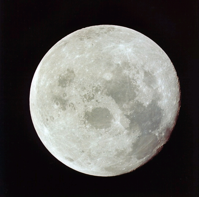 Apollo 11 moon Image 2