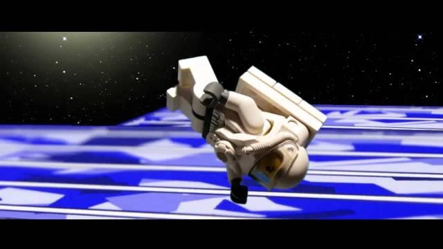 lego gravity astronaut