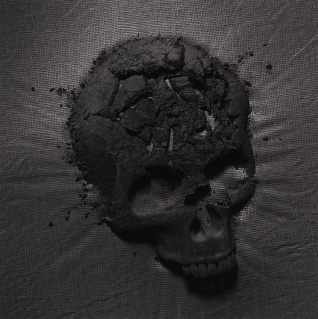 face bones dust